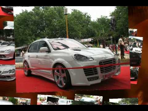 Exotic Car Show, Mamaia 2008 Video