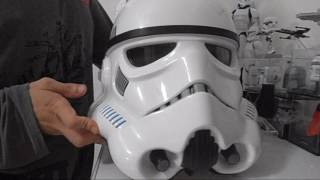 Review: Capacete Stormtrooper Black Series