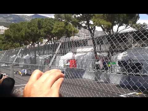 Depart grand prix de f1 monaco 2015 tribune x2