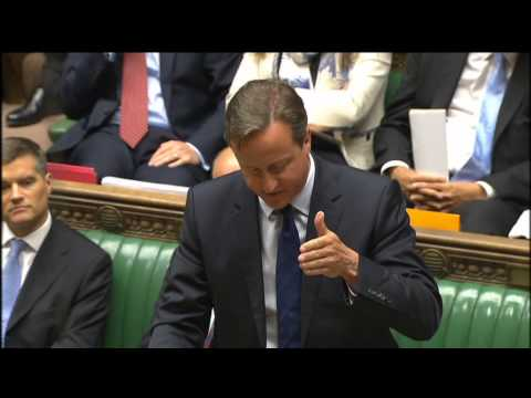 Prime Minister's Questions: 9 September 2015