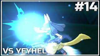 "Pokémon OR/AS WiFi Battle #14 - vs Yeyhel ""Mega Pidgeot Destruction!"""