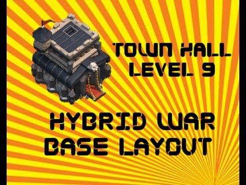 Hybrid Base Hybrid War Anti Hog Base