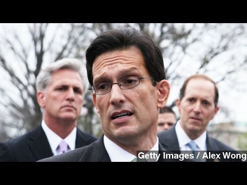 Eric Cantor's $3.4 Million Payday To Leave Congress