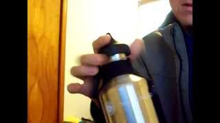 Newwave Stainless Steel Bottle Review.MOV