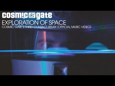 Cosmic Gate Exploration of Space (Cosmic Gate's Third Contact Remix) trance music videos 2016