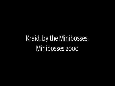 Minibosses - Metroid kraid