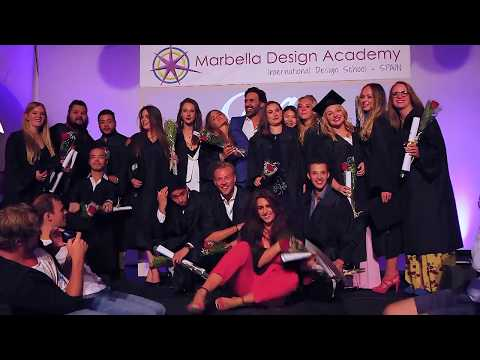 Marbella Design Academy Summer Expo and Graduation Party 2018
