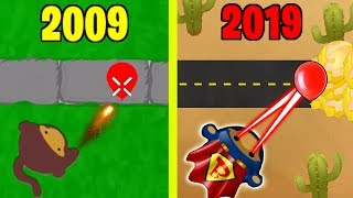 Playing Bloons Tower Defense For The 1st Time in 10 Years...