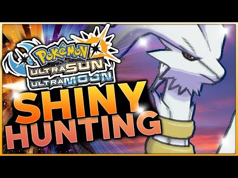 LIVE ULTRA WORMHOLE SHINY RESHIRAM HUNTING! Pokemon Ultra Sun and Ultra Moon Shiny Hunting w/ HDvee