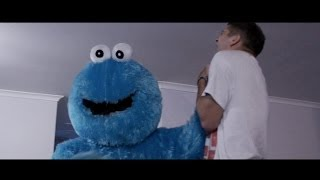 Don't Touch the Cookie Monster's Cookies!!!!
