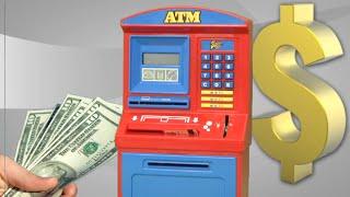 Zillionz Jr. ATM Bank from Alex Brands