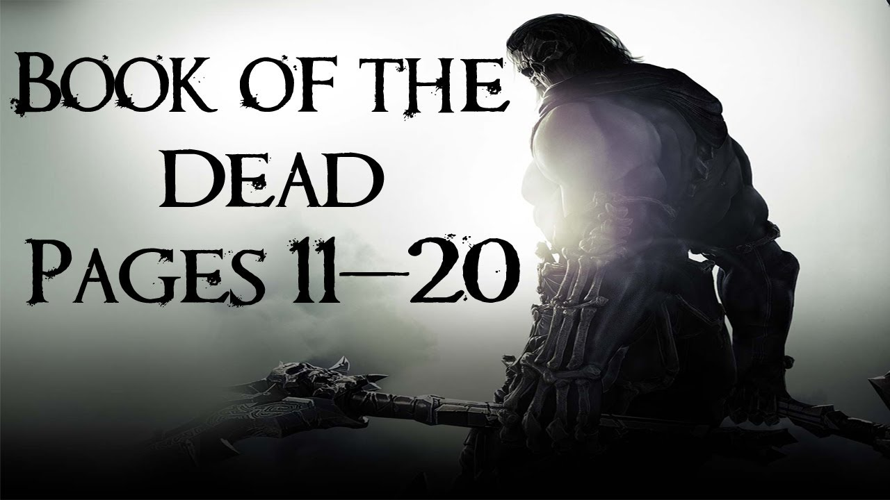 darksiders 2 book of the dead pages locations
