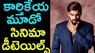 Kartikeya Gummakonda Announced His Third Movie | Kartikeya | New Movie