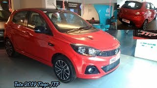 Exclusive: Tata 2019 Tiago JTP Real-Life Showroom Review & Detailed Walkaround | Mad Hatchback!