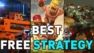 TOP TEN FREE TO PLAY STRATEGY GAMES 2017