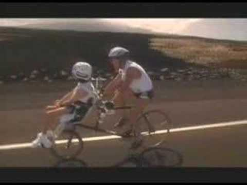The story of Rick and Dick Hoyt - Team Hoyt Video