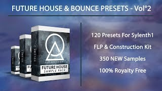 Future Bounce ESSENTIAL Presets, Sample Pack & FL Studio Projects 3.52 MB