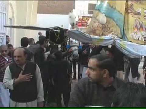 Matami Jaloose Gulgasht 7th Muharram Multan 2010