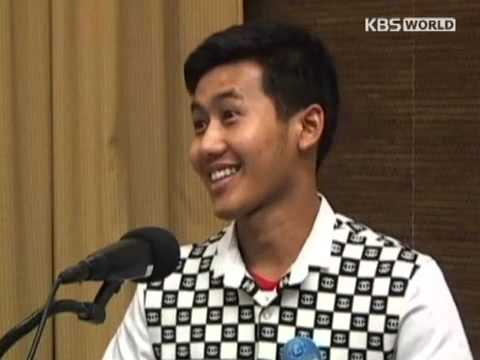 Liputan UT Korea Radio oleh KBS World Radio