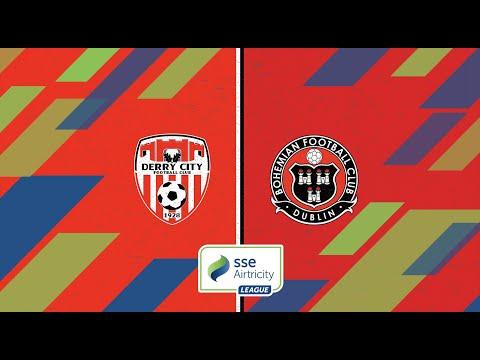 Premier Division GW4: Derry City 2-0 Bohemians