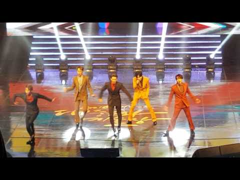 161027 SHINee performance in 2016 Korean Popular Culture and Arts Awards