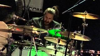 BRIAN TICHY DRUM SOLO!  Woodstick Big Beat 2015