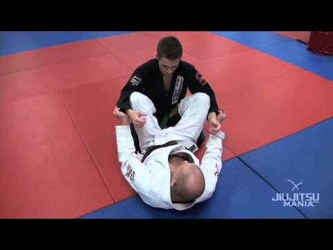 JiuJitsuMania   Spider Guard Setup to Bicep Cutter Image 1