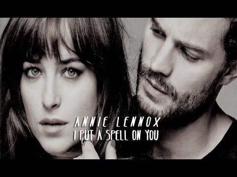 ANNIE LENNOX I Put A Spell On You (Tradução) do filme 50 TONS DE CINZA (Fifty Shades of Grey).