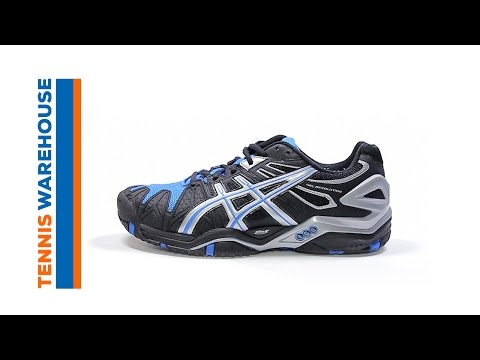 Asics Gel Resolution 5 Men's Shoe Review