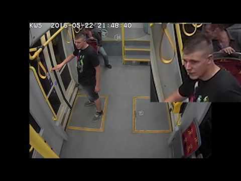 Będzin - Policja Szuka Sprawcy Napadu Na Nastolatkę W Tramwaju.