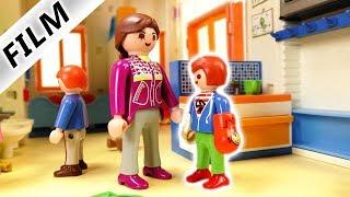 Playmobil Film Deutsch - JULIAN HAT MEGA DURCHFALL IN KITA! WAS DA LOS?  Kinderserie Familie Vogel