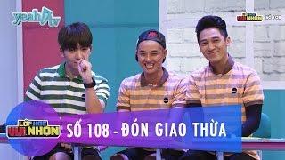 Lớp Học Vui Nhộn 108 | Đón Giao Thừa | Ngô Kiến Huy | Fullshow [Game Show]