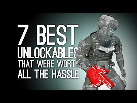 7 Best Unlockable Bonuses That Were Worth All the Hassle