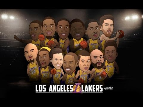 01.29.15 Game #47 Report -- Short Video -- JLin & LA Lakers BEAT Bulls In Double Overtime 123-118!