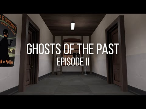 ghosts Of The Past - Episode 2 - Sfm - Saxxy Awards Drama Entry 2014 video