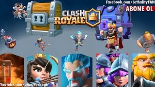 Clash Royale - Dünya 3. VS Dünya 6.