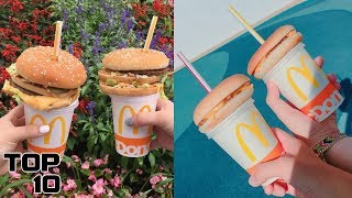 Top 10 Insane Fast Food Trends