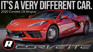 2020 Chevy Corvette Stingray: Radically better, here's why the C8 could leave some fans behind