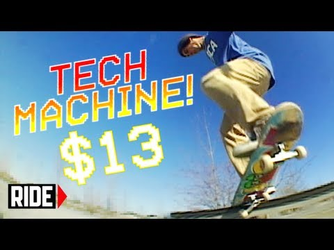Every Monday, amateur skateboarders submit their ten best tricks for a ...