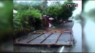 Raw: Over 100 Dead in Philippines Typhoon  11/9/13