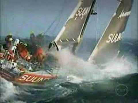 music video Volvo Ocean Race 2005-2006