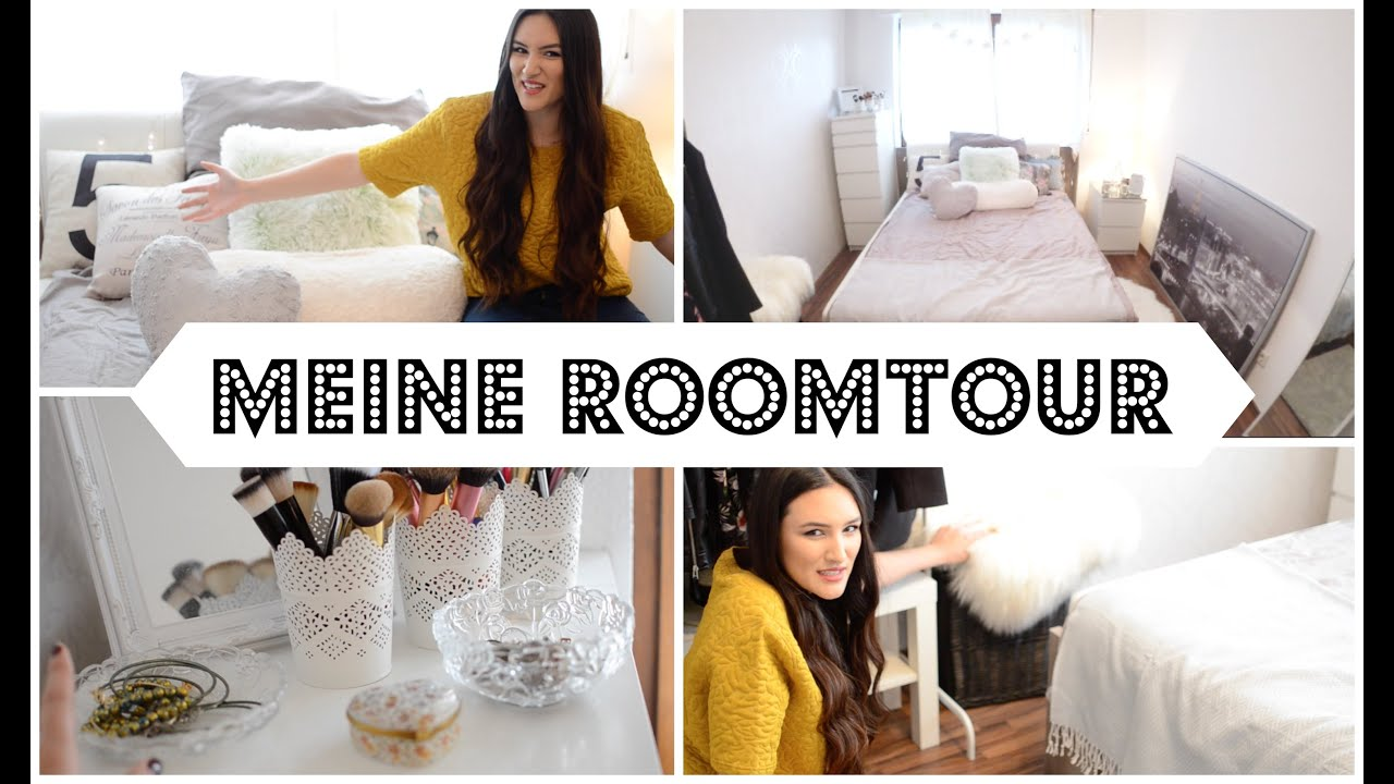 meine roomtour katharina damm youtube. Black Bedroom Furniture Sets. Home Design Ideas