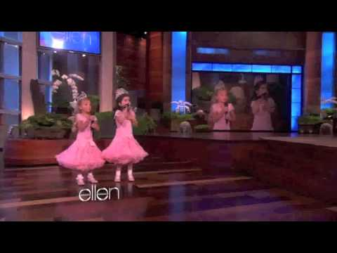 Complete Sophia Grace & Rosie Nicki Minaj Super Bass video