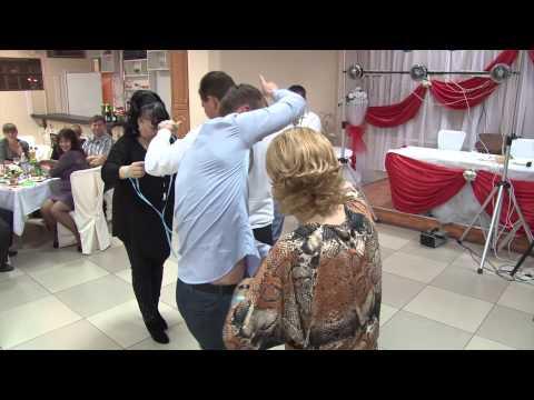 Конкурс с веревочкой для свадьбы