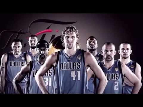 The Time Is Now: Dallas Mavericks 2011 NBA Championship