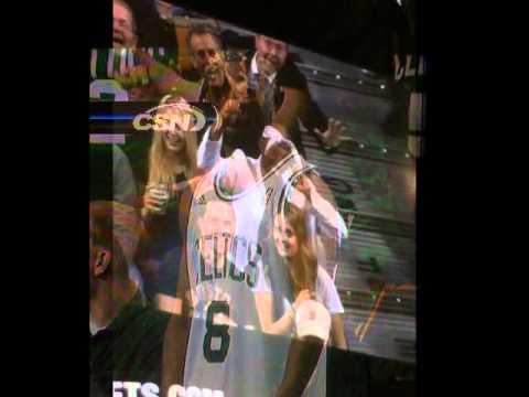 TUPAC SHAKUR Sighting : Could This Be Tupac at a Boston celtics Game - 2014??