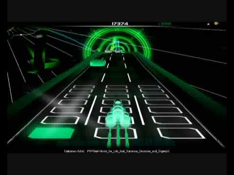 Audiosurf : PVPGurl - Horde for Life