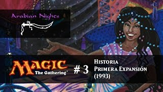 Magic The Gathering • Historia • Primera Expansión (1993) Parte 3