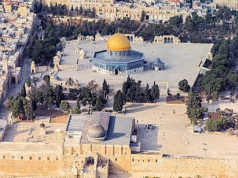 "Israel ""Dissolving"" Dome Of Rock foundation -- to Build 3rd Jerusalem Temple / [News]"