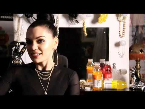 Jessie J - The Making Of Laserlight W  David Guetta video